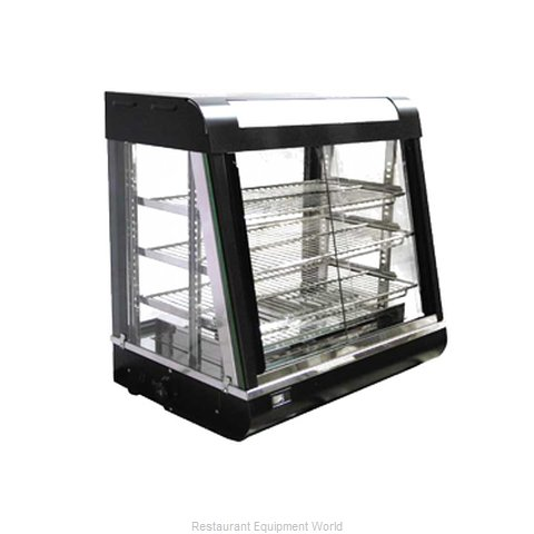 Food Machinery of America R60-2 FW-2-2 Display Case Hot Food Countertop