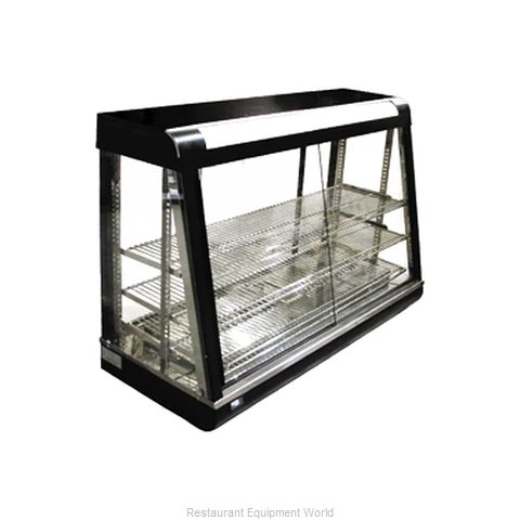 Food Machinery of America R60-3 FW-2-3 Display Case Hot Food Countertop