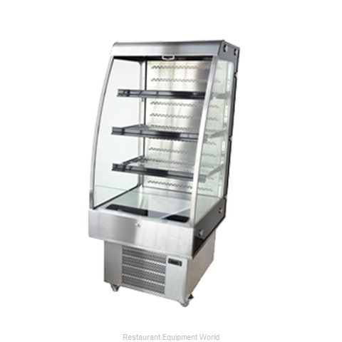 Food Machinery of America RTS-250L Display Case Refrigerated Self-Serve