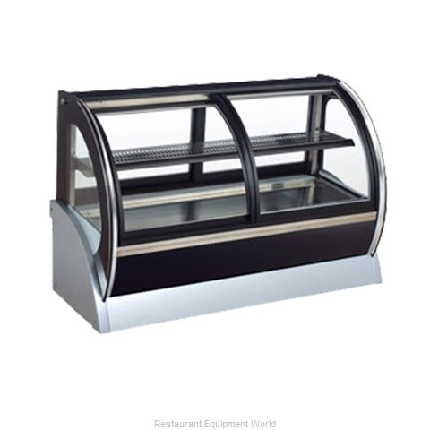 Food Machinery of America S550ABF Display Case Refrigerated Deli