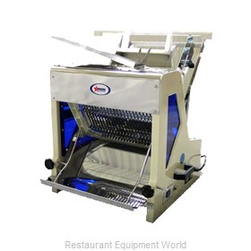 Food Machinery of America SB-TW-0025 Slicer, Bread