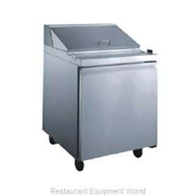 Food Machinery of America SCL-1 Refrigerated Counter, Sandwich / Salad Top