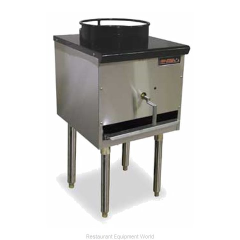 Food Machinery of America SMJ-13 Stock Pot Range Gas
