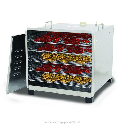Food Machinery of America SSFD10 Food Dehydrator (Magnified)