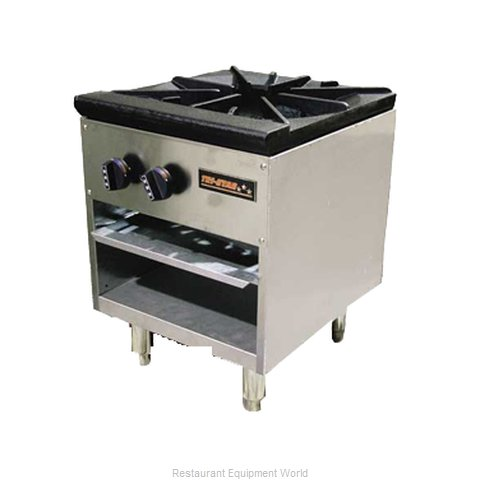 Food Machinery of America TSSP-18-2 Stock Pot Range Gas