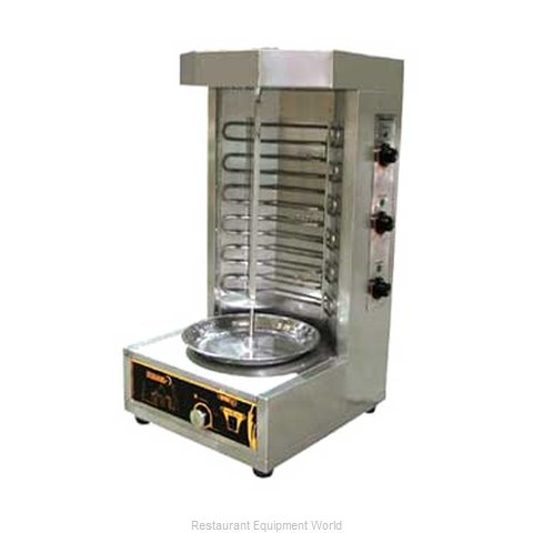 Food Machinery of America VZK890 Vertical Broiler Gyro Electric
