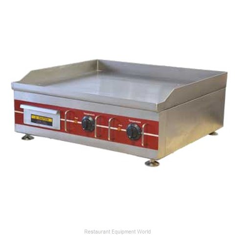 Food Machinery of America WG610 Griddle Counter Unit Electric