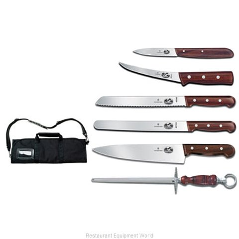 Victorinox 46047 Knife Set (Magnified)