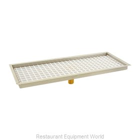 Franklin Machine Products 102-1091 Drip Tray Trough, Beverage