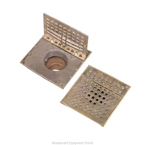 FMP 102-1135 Floor Trough Drain Grate Only (Magnified)