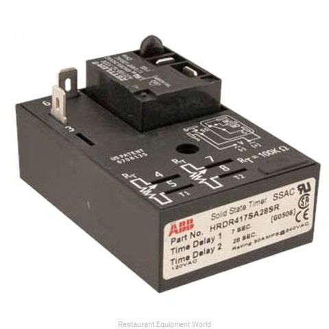 FMP 103-1158 Time Delay Relay