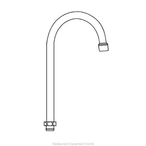 FMP 113-1063 Spout Sink
