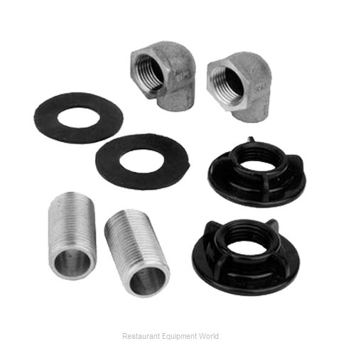 Franklin Machine Products 117-1334 Faucet, Parts (Magnified)