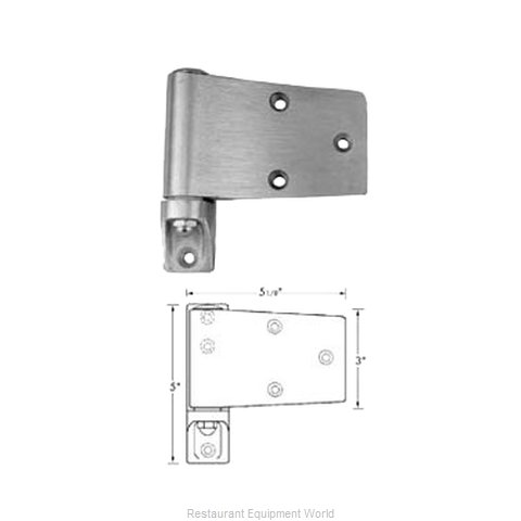 FMP 123-1177 Hinge (Magnified)