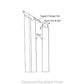 Franklin Machine Products 124-1218 Strip Curtain Unit