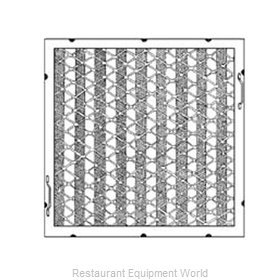 Franklin Machine Products 129-1053 Exhaust Hood Filter