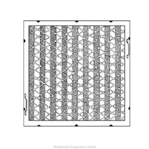 Franklin Machine Products 129-1055 Exhaust Hood Filter