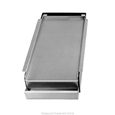Franklin Machine Products 133-1002 Lift-Off Griddle / Broiler
