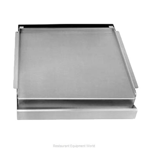 Franklin Machine Products 133-1003 Lift-Off Griddle / Broiler