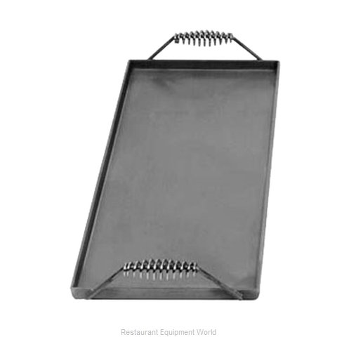 Franklin Machine Products 133-1008 Lift-Off Griddle / Broiler