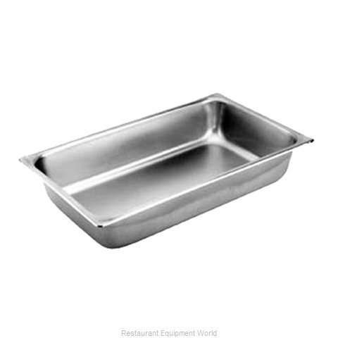 Franklin Machine Products 133-1109 Steam Table Pan, Stainless Steel