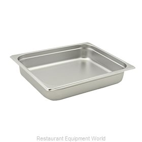 Franklin Machine Products 133-1110 Steam Table Pan, Stainless Steel