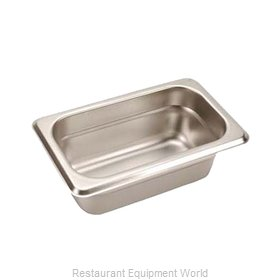Franklin Machine Products 133-1111 Steam Table Pan, Stainless Steel