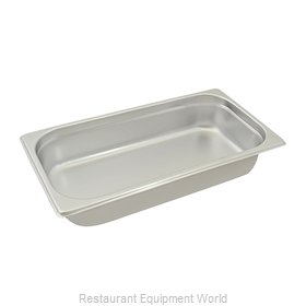 Franklin Machine Products 133-1114 Steam Table Pan, Stainless Steel