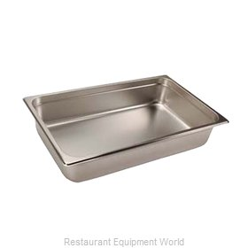 Franklin Machine Products 133-1118 Steam Table Pan, Stainless Steel