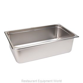 Franklin Machine Products 133-1126 Steam Table Pan, Stainless Steel