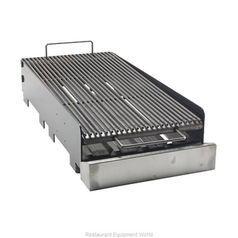 Franklin Machine Products 133-1207 Lift-Off Griddle / Broiler