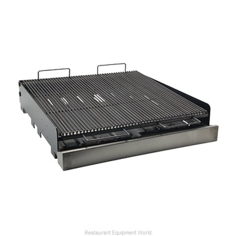 Franklin Machine Products 133-1208 Lift-Off Griddle / Broiler