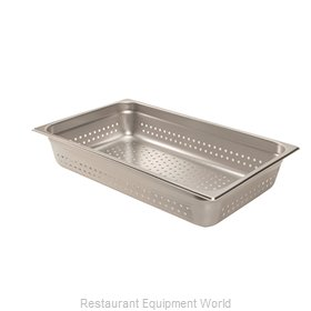 Franklin Machine Products 133-1295 Steam Table Pan, Stainless Steel