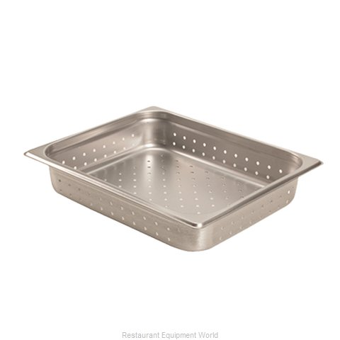 Franklin Machine Products 133-1297 Steam Table Pan, Stainless Steel