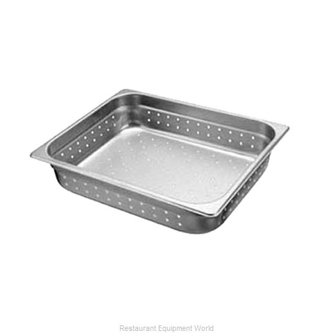 Franklin Machine Products 133-1298 Steam Table Pan, Stainless Steel