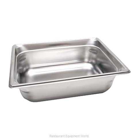Franklin Machine Products 133-1368 Steam Table Pan, Stainless Steel