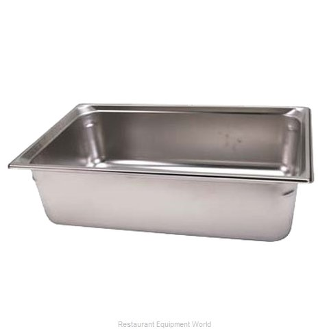 Franklin Machine Products 133-1369 Steam Table Pan, Stainless Steel