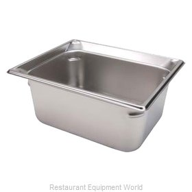 Franklin Machine Products 133-1372 Steam Table Pan, Stainless Steel