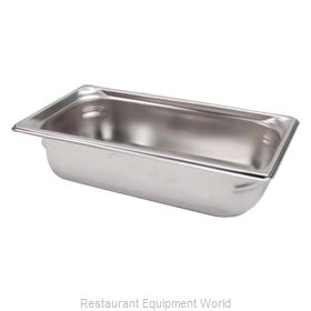 Franklin Machine Products 133-1373 Steam Table Pan, Stainless Steel