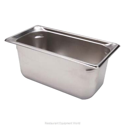 Franklin Machine Products 133-1375 Steam Table Pan, Stainless Steel