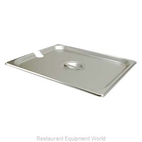 Franklin Machine Products 133-1400 Steam Table Pan Cover, Stainless Steel