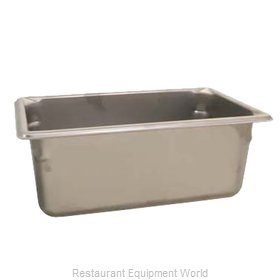 Franklin Machine Products 133-1536 Steam Table Pan, Stainless Steel