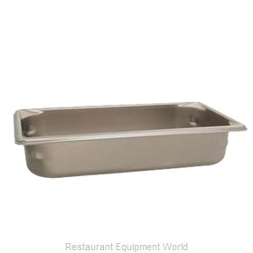 Franklin Machine Products 133-1537 Steam Table Pan, Stainless Steel