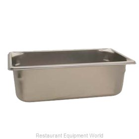 Franklin Machine Products 133-1538 Steam Table Pan, Stainless Steel