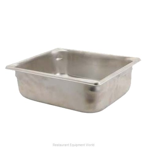 Franklin Machine Products 133-1541 Steam Table Pan, Stainless Steel