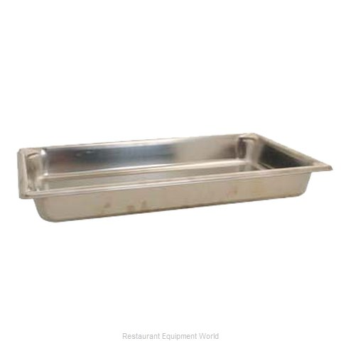 Franklin Machine Products 133-1543 Steam Table Pan, Stainless Steel