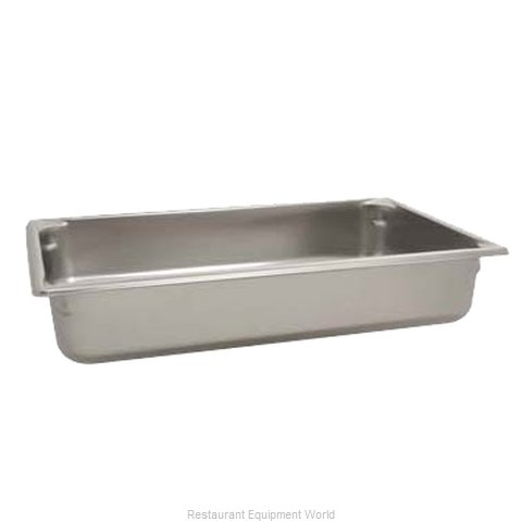 Franklin Machine Products 133-1544 Steam Table Pan, Stainless Steel