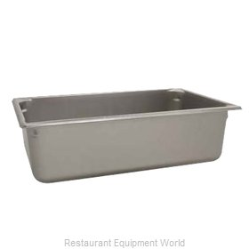 Franklin Machine Products 133-1545 Steam Table Pan, Stainless Steel