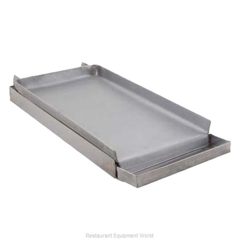 Franklin Machine Products 133-1559 Lift-Off Griddle / Broiler