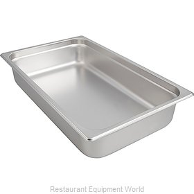 Franklin Machine Products 133-1809 Steam Table Pan, Stainless Steel